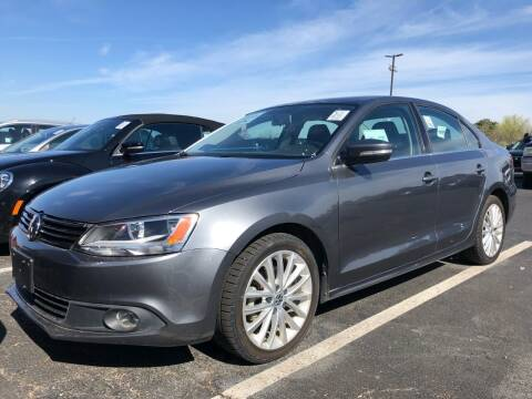 2013 Volkswagen Jetta for sale at MGM Motors LLC in De Soto KS