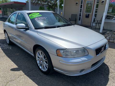 2007 Volvo S60 for sale at G & G Auto Sales in Steubenville OH