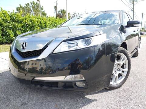 2010 Acura TL for sale at Easy Finance Motors in West Park FL
