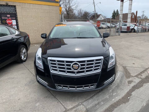 2013 Cadillac XTS for sale at Matthew's Stop & Look Auto Sales in Detroit MI