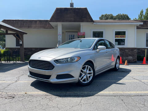 2013 Ford Fusion for sale at Hola Auto Sales Doraville in Doraville GA