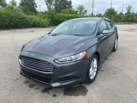 2015 Ford Fusion for sale at Mr. Auto in Hamilton OH