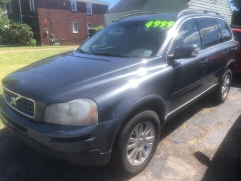 2008 Volvo XC90 for sale at Trinity Motors in Lackawanna NY