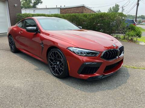 2022 BMW M8 for sale at International Motor Group LLC in Hasbrouck Heights NJ