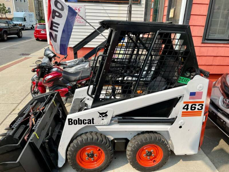 2003 Bobcat 463 for sale at Motorcycle Supply Inc Dave Franks Motorcycle sales in Salem MA