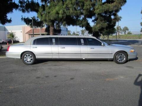 2009 Lincoln Town Car for sale at Wild Rose Motors Ltd. in Anaheim CA