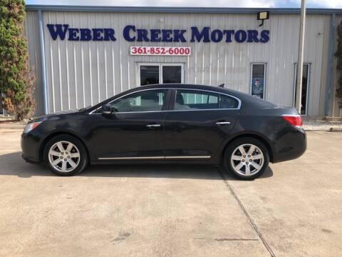 2011 Buick LaCrosse for sale at Weber Creek Motors in Corpus Christi TX