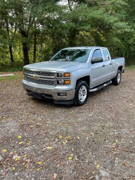 2014 Chevrolet Silverado 1500 for sale at JEFF MILLENNIUM USED CARS in Canton OH