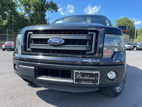 2014 Ford F-150 for sale at Beckham's Used Cars in Milledgeville GA