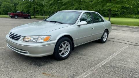 2001 Toyota Camry for sale at 62 Motors in Mercer PA