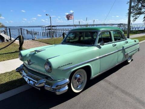 1954 Lincoln Capri for sale at Classic Car Deals in Cadillac MI