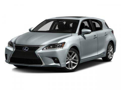 2016 Lexus CT 200h for sale at STG Auto Group in Montclair CA