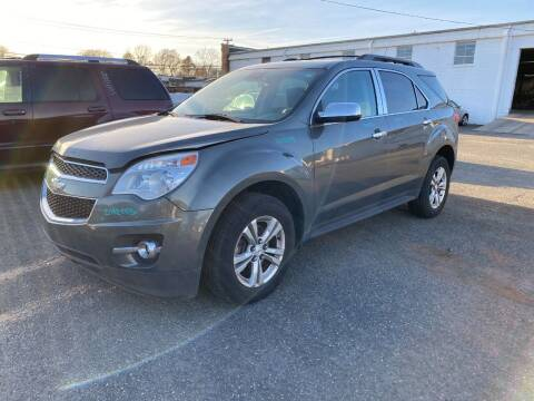 2012 Chevrolet Equinox for sale at ASAP Car Parts in Charlotte NC