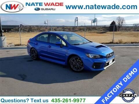 2019 Subaru WRX for sale at NATE WADE SUBARU in Salt Lake City UT