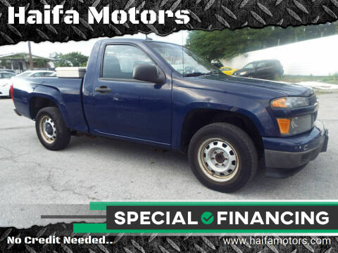 2011 Chevrolet Colorado for sale at Haifa Motors in Philadelphia PA