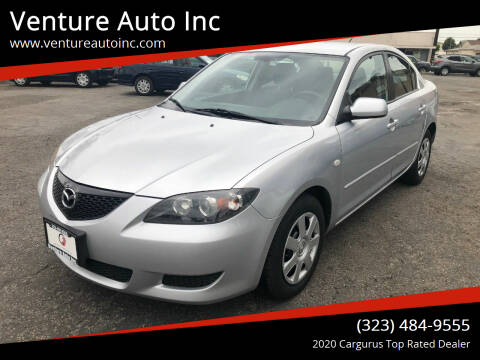 2006 Mazda MAZDA3 for sale at Venture Auto Inc in South Gate CA