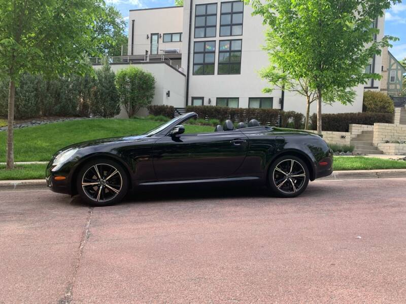 2004 Lexus SC 430 for sale at You Win Auto in Metro MN