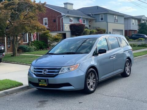 2012 Honda Odyssey for sale at Reis Motors LLC in Lawrence NY