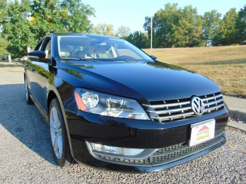 2013 Volkswagen Passat for sale at Auto House Superstore in Terre Haute IN