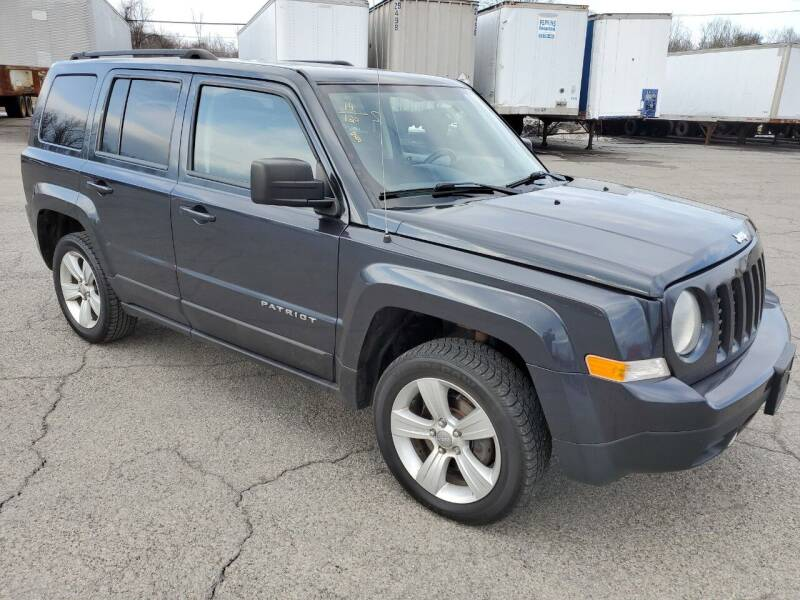 2014 Jeep Patriot for sale at 518 Auto Sales in Queensbury NY