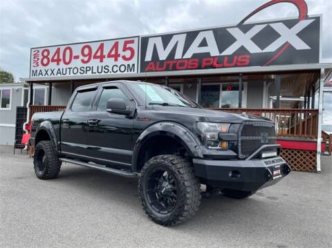 2016 Ford F-150 for sale at Maxx Autos Plus in Puyallup WA
