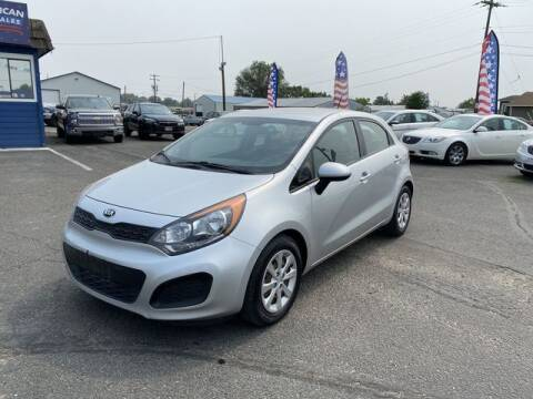 2014 Kia Rio 5-Door for sale at All American Auto Sales LLC in Nampa ID