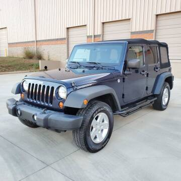 2013 Jeep Wrangler Unlimited for sale at 601 Auto Sales in Mocksville NC