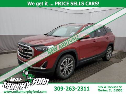 2018 GMC Terrain for sale at Mike Murphy Ford in Morton IL