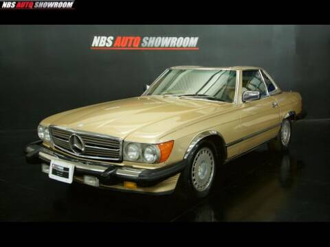 1987 Mercedes-Benz 560-Class for sale at NBS Auto Showroom in Milpitas CA