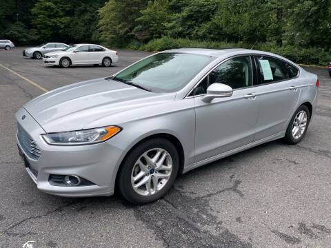 2014 Ford Fusion for sale at Car World Inc in Arlington VA