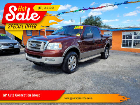 2005 Ford F-150 for sale at GP Auto Connection Group in Haines City FL