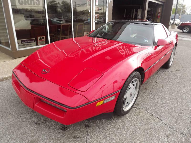 1989 Chevrolet Corvette for sale at Arko Auto Sales in Eastlake OH