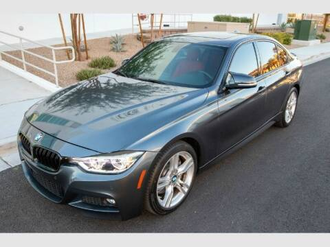 2016 BMW 3 Series for sale at REVEURO in Las Vegas NV