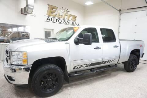 2014 Chevrolet Silverado 2500HD for sale at Elite Auto Sales in Ammon ID