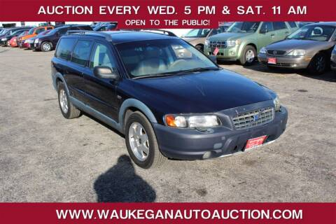 2004 Volvo XC70 for sale at Waukegan Auto Auction in Waukegan IL