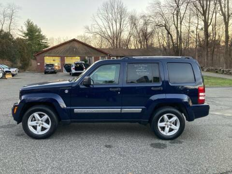 2012 Jeep Liberty for sale at Lou Rivers Used Cars in Palmer MA