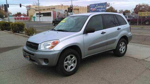 2005 Toyota RAV4 for sale at Larry's Auto Sales Inc. in Fresno CA