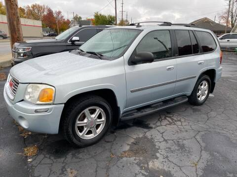 2007 GMC Envoy for sale at MARK CRIST MOTORSPORTS in Angola IN