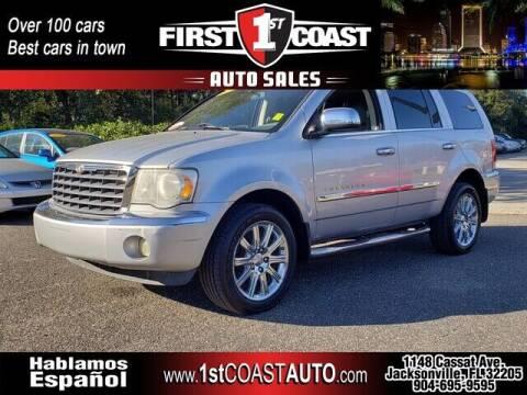 2007 Chrysler Aspen for sale at 1st Coast Auto -Cassat Avenue in Jacksonville FL