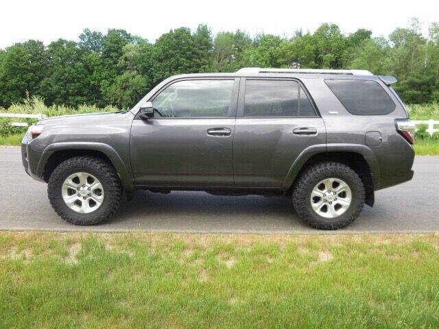 2014 Toyota 4Runner for sale at Renaissance Auto Wholesalers in Newmarket NH