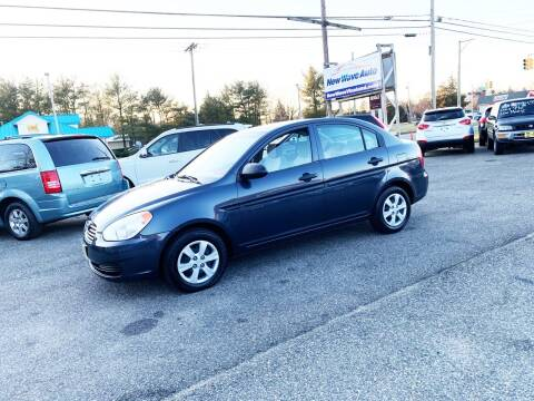 2009 Hyundai Accent for sale at New Wave Auto of Vineland in Vineland NJ