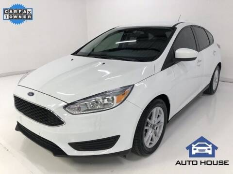 2018 Ford Focus for sale at Auto House Phoenix in Peoria AZ