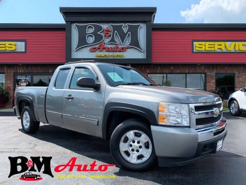 2009 Chevrolet Silverado 1500 for sale at B & M Auto Sales Inc. in Oak Forest IL