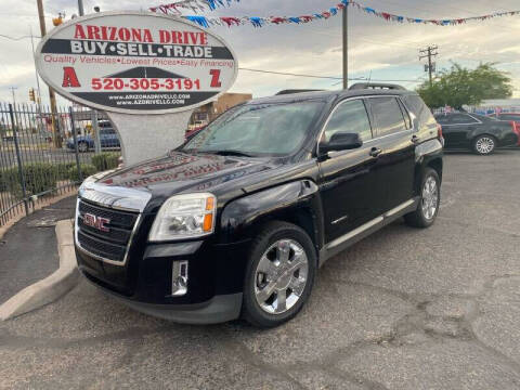 2015 GMC Terrain for sale at Arizona Drive LLC in Tucson AZ