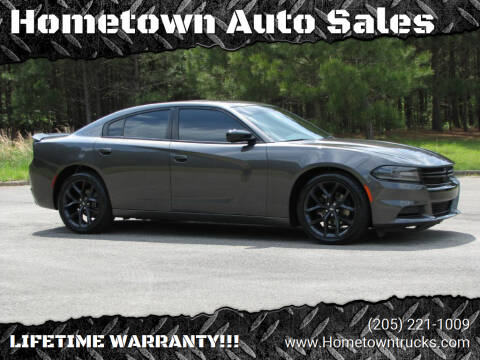 2020 Dodge Charger for sale at Hometown Auto Sales - Cars in Jasper AL