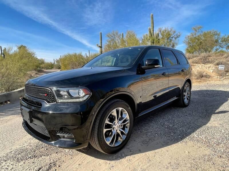 2020 Dodge Durango for sale at Auto Executives in Tucson AZ