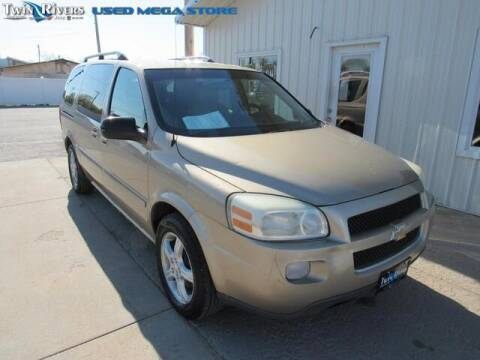 2005 Chevrolet Uplander for sale at TWIN RIVERS CHRYSLER JEEP DODGE RAM in Beatrice NE