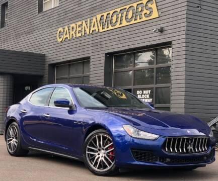 2018 Maserati Ghibli for sale at Carena Motors in Twinsburg OH