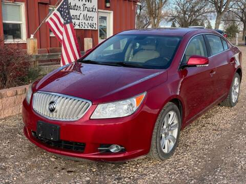 2012 Buick LaCrosse for sale at Autos Trucks & More in Chadron NE