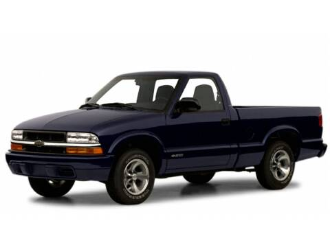 2001 Chevrolet S-10 for sale at Bill Gatton Used Cars - BILL GATTON ACURA MAZDA in Johnson City TN